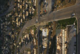 JOE378 Aerial view on Friday morning, May 23, 2008 of parts of Windsor, Colo., that was hit by a...