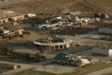 JOE439 Aerial view on Friday morning, May 23, 2008 of parts of Windsor, Colo., that was hit by a...