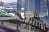 Union Station in downtown Denver will close its connecting trains from the Pepsi Center Light Rail...