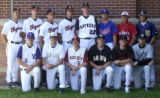 2005 All-Colorado boys high school baseball team photographed Sunday June 5, 2005 at Coors Field...