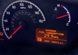 David Armitage (cq) has increased his fuel mileage from 20mpg to almost 30mpg on his 2007 Hyndi...