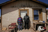 ROCKY FLATS/COLD WAR project. Former Uranium miners in the Navajo Nation, a region that includes...