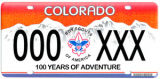 Governor Bill Ritter today signed HB08-1151 into law, creating a Colorado license plate in honor...