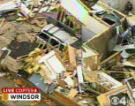 "RMN006_WINDSOR_TORNADO A large tornado wreaked ""total destruction"" in the northern..."