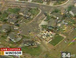 "RMN007_WINDSOR_TORNADO A large tornado wreaked ""total destruction"" in the northern..."