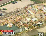 "RMN019_WINDSOR_TORNADO A large tornado wreaked ""total destruction"" in the northern..."