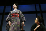 """Madama Butterfly"" performers, (from left) Adina Nitescu (cq), playing ""Madama..."
