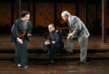 SHOT 10/31/08 3:58:21 PM - Opera Colorado's performance of Madama Butterfly features MaryAnn...