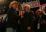 (CS0063) Ken Salazar, John Hickenlooper, and Roy Rohmer Democrats the election of Barack Obama as...