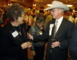 CODZ107 - **FILE** In this Jan. 16, 2008 file photo, Larry Penley, right, president of Colorado...