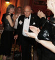 Harry Vogler is awarded the Jacqueline Kennedy Onassis Award for Greatest Public Service...