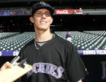 CODZ102 - Christian Friedrich, the Colorado Rockies' top-pick in the 2008 First-Year Player Draft,...