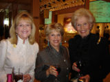 Shalom Park Annual Dinne, May 11, 2005 - Seawell Ballroom, DCPA. Photo 3 (DSC 171): (L-R) Faye...