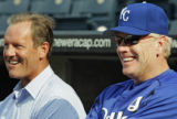 John Sleezer/The Kansas City Star 5/31/05 (With Sports Story) royals hall of famer George Brett...