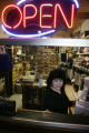 Pam Ortega stands in her new store she named the Lord's Cabin in the New Hope Ministries December...