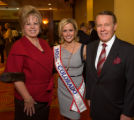 (Denver, Colorado, Nov. 19, 2008) Christina Sacha (center, Mrs. Colorado) with Judy (left) and...
