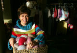(0135) Portrait of Susan Madison at her store i Love Knitting in Denver, Colo., on Tuesday, Nov....