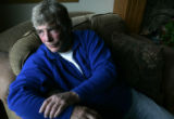 Gary Coleman sits in his Estes Park home Wednesday December 3, 2008. He was the co-pilot of Rocky...