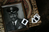 90-year-old Colonel Fitzroy Newsum (cq) was a member of the Tuskegee Airmen. He served in World...