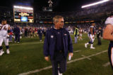 (0022) Mike Shanahan against the San Diego Chargers at Qualcomm Stadium in San Diego, Calif., on...