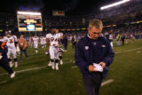 (0027) Mike Shanahan against the San Diego Chargers at Qualcomm Stadium in San Diego, Calif., on...