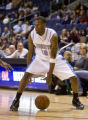 DM0011  in Denver Jan. 2, 2009. Life in the D-League. The Nuggets believe Sonny Weems is an NBA...