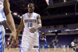 DM0155  in Denver Jan. 2, 2009. Life in the D-League. The Nuggets believe Sonny Weems is an NBA...