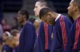 DM0218  in Denver Jan. 2, 2009. Life in the D-League. The Nuggets believe Sonny Weems is an NBA...