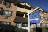 DM0457  The Josephine Place Apartments at 2035 S. Josephine St. in Denver where 23-year-old Lauren...