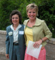 June 8, 2005. Women of Distinction Reception for Girl Scouts - Mile Hi Council. Jill Tietjen...