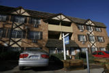 DM0462  The Josephine Place Apartments at 2035 S. Josephine St. in Denver where 23-year-old Lauren...