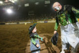 (PG11137) The Mexican Rodeo Extravaganza at the National Western Stock Show on Sunday, January 11,...