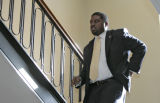 Terrance Carroll (D) HD 7, was elected by the House of Representatives, to be the new Assistant...