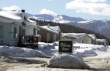 The Leadville Mine Drainage Tunnel treatment  plant is only a few hundred feet from Village at...