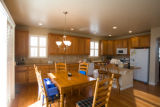 "(Arvada, Colorado, April 8, 2008) Kitchen/dining area.  ""Before"" images for..."