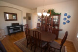 "(Arvada, Colorado, April 8, 2008) Dining room.  ""Before"" images for house-staging at..."