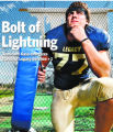Nick Kasa,  defensive lineman for Legacy HS in Broomfield, Colo, on, Thursday August 14, 2008....