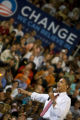"BG_0836 Presidential candidate Sen. Barack Obama, D-Ill, conducts a ""New Energy for..."
