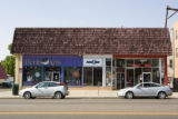 Herbs and Arts, Purple Haze and Japonica Avenue consume the same building on Colfax on July 31,...