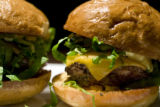 Kolbe Sliders are an appealing late night appetizer  for $11 at The Tavern when Eat, Drink, Shop!...