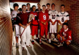 2005 All-Colorado boys lacrosse teams. (left to right) Shane Anderson (cq) 17, of Mullen High...