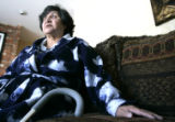Anna Borquez, 58, is a diabetic with other medical issues who depends on the program. She is...