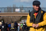 A Memorial bike ride was held in Louisville on Sunday, February 1, 2009, for John Breaux, who died...