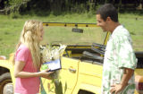 Drew Barrymore and Adam Sandler reunite in 50 First Dates a romantic comedy. They first paired on...