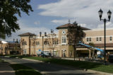 The exterior of  Broadmoor Hall at the Broadmoor Resort in Colorado Springs, Co October 4, 2005....