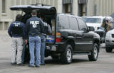 Federal agents execute Federal search warrants at Executive Recycling in Englewood  Friday January...