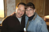 FX101 - ** FILE ** This is a Jan. 23, 2005 file photo of Daniel Horowitz and his wife, Pamela...