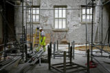 Nothing cheered city leaders more than the redevelopment of the historic Fontius building in the...