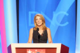 Caroline Kennedy addresses the Democratic National Convention in Denver on Monday, Aug. 25, 2008...
