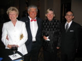 Diplomats Ball supporters attending the annual fund-raiser for the Institute of International...